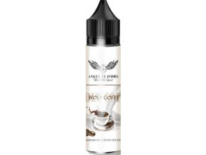 49308 prichut egoist angel flavors shake and vape 12ml holy coffee