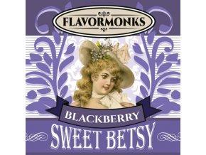 45526 prichut flavormonks 10ml sweet betsy blackberry ostruzina