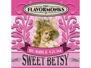 45532 prichut flavormonks 10ml sweet betsy bubble gum zvykacka