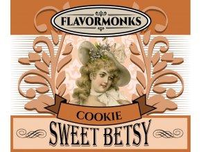 45538 prichut flavormonks 10ml sweet betsy cookie susenka