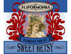 45544 prichut flavormonks 10ml sweet betsy forest fruit lesni ovoce