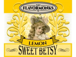 45547 prichut flavormonks 10ml sweet betsy lemon citronova stava