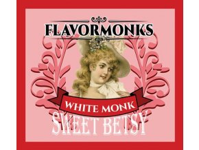 45565 prichut flavormonks 10ml sweet betsy white monk ovocny mix