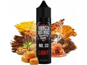 Příchuť Flavormonks Tobacco Bastards Shake and Vape 12ml No.33 Light Tobacco