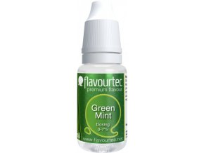 45229 prichut flavourtec green mint 10ml mata