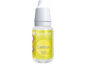 45247 prichut flavourtec lemon 10ml citron