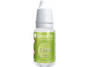 45250 prichut flavourtec lime 10ml limetka