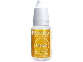 45262 prichut flavourtec melon 10ml zluty meloun