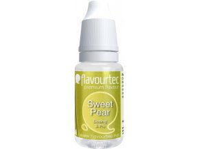 45316 prichut flavourtec sweet pear 10ml sladka hruska