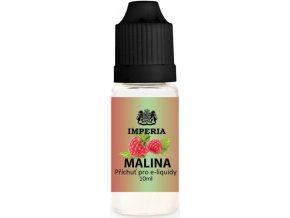 3566 prichut imperia 10ml raspberry malina