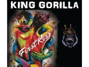 50430 prichut king gorilla first kiss 20ml