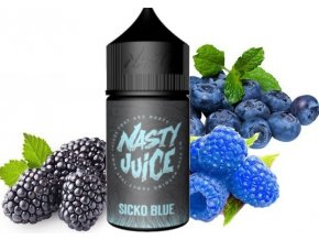 65267 1 prichut nasty juice berry 30ml sicko blue