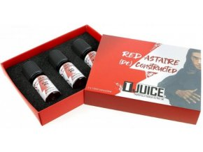 Příchuť T-Juice Red Astaire Deconstructed 3x10ml