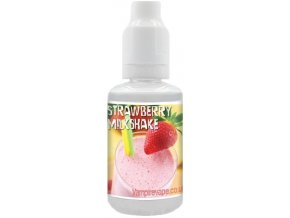34737 prichut vampire vape 30ml strawberry milkshake