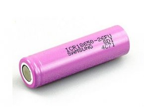 1415 samsung baterie typ 18650 2600mah