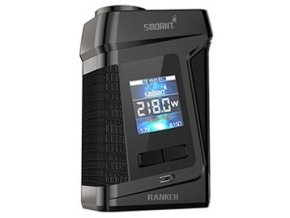 48182 smoant ranker 218w grip easy kit black