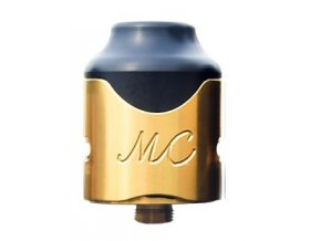 46406 smokjoy mushroom cloud rda clearomizer gold