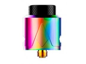 46421 smokjoy pyramid rda clearomizer rainbow