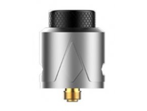 46424 smokjoy pyramid rda clearomizer silver