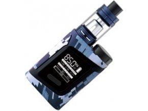 8695 smoktech al85 tc85w grip full kit camouflage blue