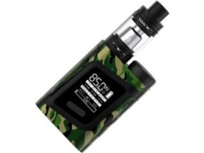 44837 smoktech al85 tc85w grip full kit camouflage green