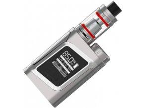 5642 smoktech al85 tc85w grip full kit silver