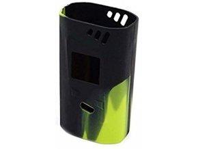 8999 smoktech alien 220w silikonove pouzdro black green