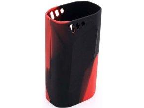 33401 smoktech alien 220w silikonove pouzdro black red