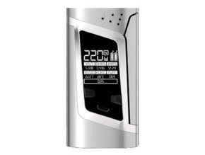 7559 smoktech alien tc 220w grip easy kit silver