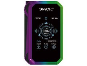 14506 smoktech g priv 2 tc 230w grip easy kit rainbow