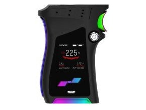 45379 smoktech mag tc 225w grip easy kit black prism