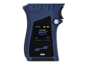 45385 smoktech mag tc 225w grip easy kit navy blue black