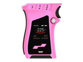 45397 smoktech mag tc 225w grip easy kit pink black