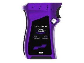 45394 smoktech mag tc 225w grip easy kit purple black