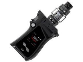 49652 smoktech mag tc 225w grip full kit black gun metal