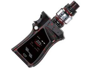 49655 smoktech mag tc 225w grip full kit black with red spray