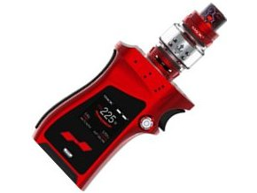 45597 smoktech mag tc 225w grip full kit red black