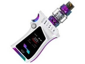 49661 smoktech mag tc 225w grip full kit white prism