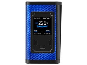 34809 smoktech majesty tc 225w grip easy kit blue