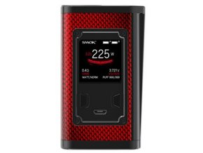 34815 smoktech majesty tc 225w grip easy kit red