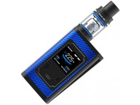 34821 smoktech majesty tc 225w grip full kit blue