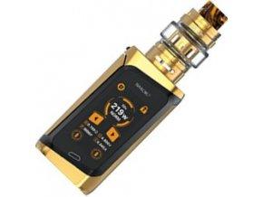 Smoktech Morph TC219W Grip Full Kit Black and Gold  + eliquid zdarma