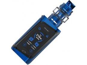 Smoktech Morph TC219W Grip Full Kit Black and Prism Blue  + eliquid zdarma