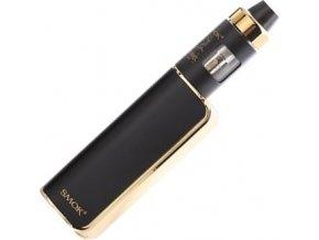 4496 smoktech osub mini tc 60w grip 1200mah black gold full kit