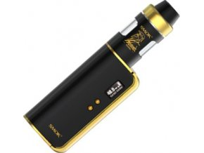 3617 smoktech osub tc 40w grip 1350mah black gold full kit