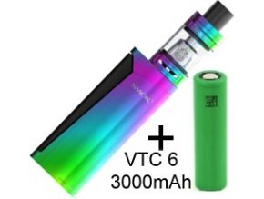 47801 smoktech priv v8 60w grip full kit prism