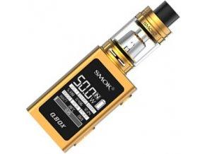 7163 smoktech qbox tc 50w grip full kit gold