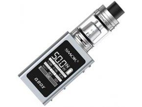 7172 smoktech qbox tc 50w grip full kit silver