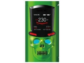 45412 smoktech s priv tc225w grip easy kit green