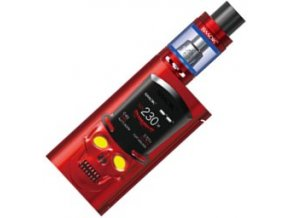 45430 smoktech s priv tc225w grip full kit red